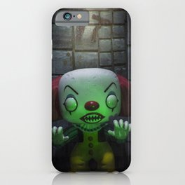 Clown Horror iPhone Case