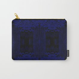 Blue Chamber Carry-All Pouch