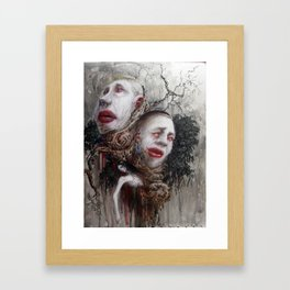 Quarrels and Lullabies Framed Art Print