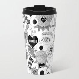skin the mofo Travel Mug