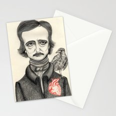 Allan Poe Stationery Cards