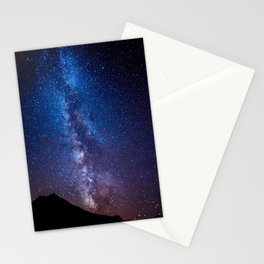 Milky Way - Switzerland Stationery Cards