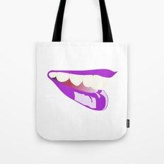 Bouche Tote Bag
