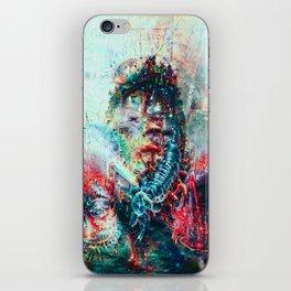 Sci-Fi Daymare iPhone Skin