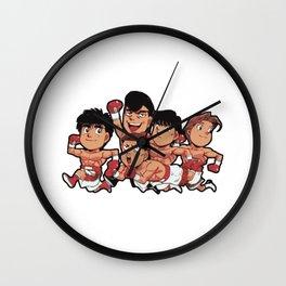 Kamogawa Gym Wall Clock