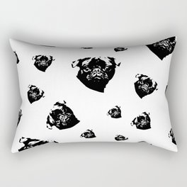Pug Dog Gifts Rectangular Pillow