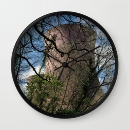 Ironbridge Cooling Tower Wall Clock
