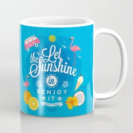 Let the Sunshine in No.2 Coffee Mug