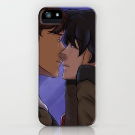 Klance (Keith and Lance) Voltron: LD iPhone Case