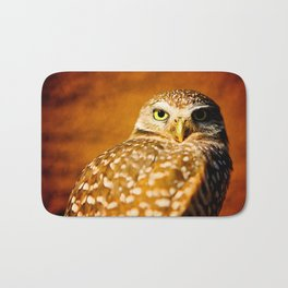 ELF OWL (1) Bath Mat