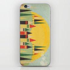 Rushmore iPhone & iPod Skin