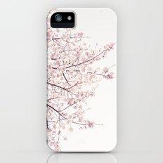 cherry blossom Slim Case iPhone (5, 5s)