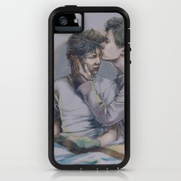 Keep Me Where the Light Is iPhone Case