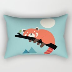 Nap Time Rectangular Pillow