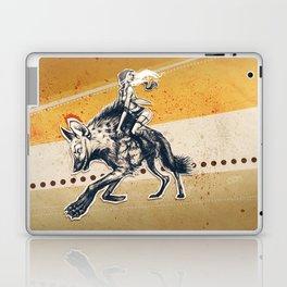 Hyena Rider Laptop & iPad Skin