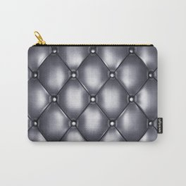 Beige upholstery pattern Carry-All Pouch