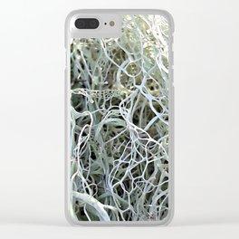 Noam Clear iPhone Case