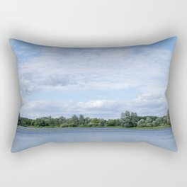 Lake View Rectangular Pillow
