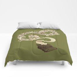 Unleashed Imagination Comforters
