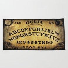 Ouija Board Beach Towel