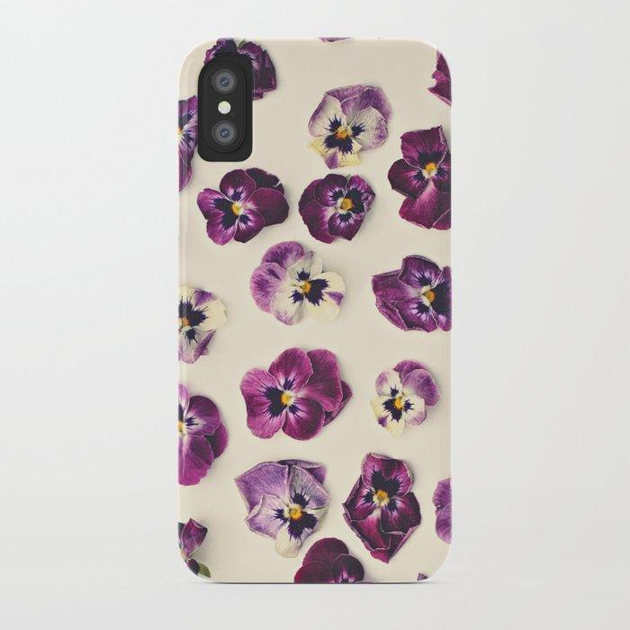 Violas  iPhone Case