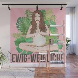 Ewig-Weibliche Wall Mural