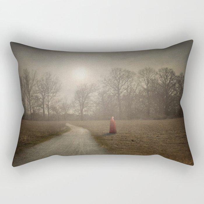 I make my own path Rectangular Pillow