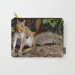 The Grey Squirrel - Sciurus carolinensis Carry-All Pouch