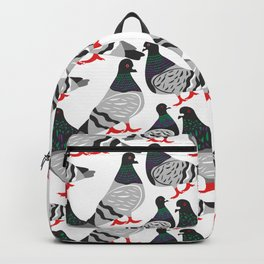 Pigeon Power Backpack