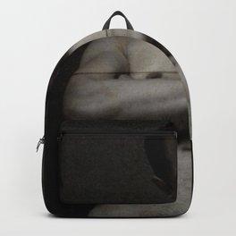 dark scrutiny Backpack