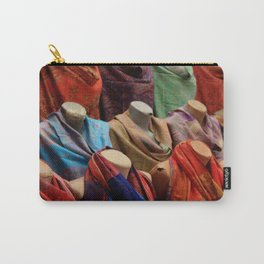 Pashmina Shawls Carry-All Pouch