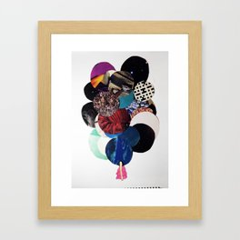 Dress  Framed Art Print