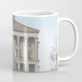 Tennessee State Capitol at Christmas Coffee Mug