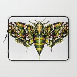 Exhotic Moth Laptop Sleeve