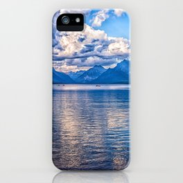 Lake McDonald, Glacier National Park iPhone Case