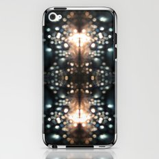 Lights #4 iPhone & iPod Skin