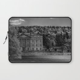 Chatsworth country house Laptop Sleeve
