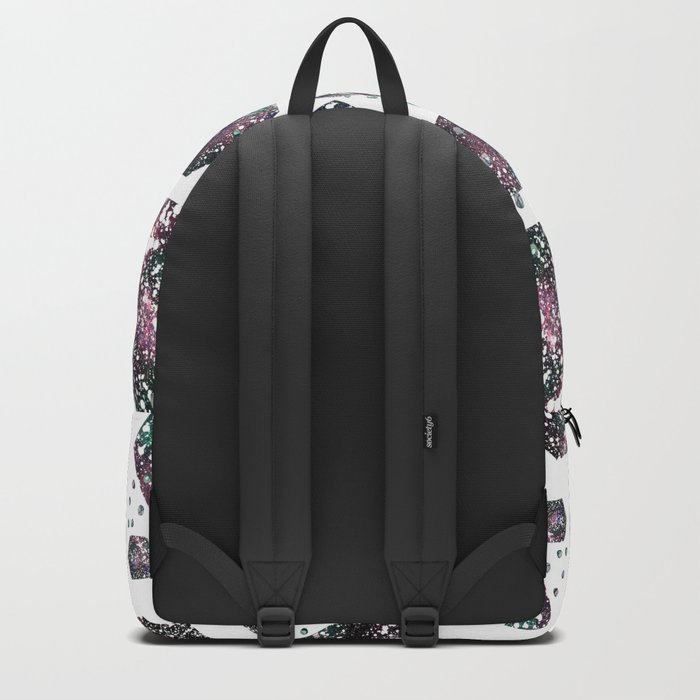 Abstract pattern.4 Backpack
