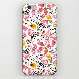 Fun Fruits iPhone Skin