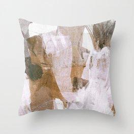 Reveal #1 Throw Pillow