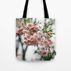 Weeping Cherry Tote Bag