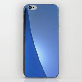 Metal Water Drop iPhone Skin