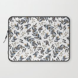 Grey branches Laptop Sleeve