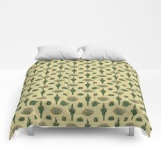 Cacti Pattern Comforters