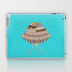 My Spaceship Will Come Laptop & iPad Skin