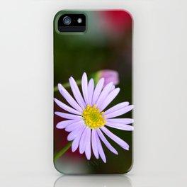 lone daisy III iPhone Case