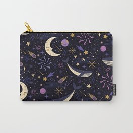 Sea Space Carry-All Pouch