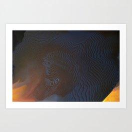 Mountain Sunset #63 Art Print