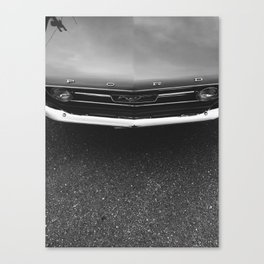 Iphone Untitled 11 Canvas Print