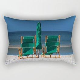 Morning Meditation Rectangular Pillow